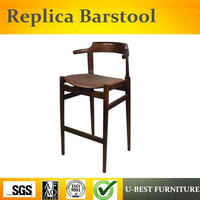 U-BEST European Style Originality Barstool,concise Saloon Bar Stool High Foot Stool,public House Bar Counter