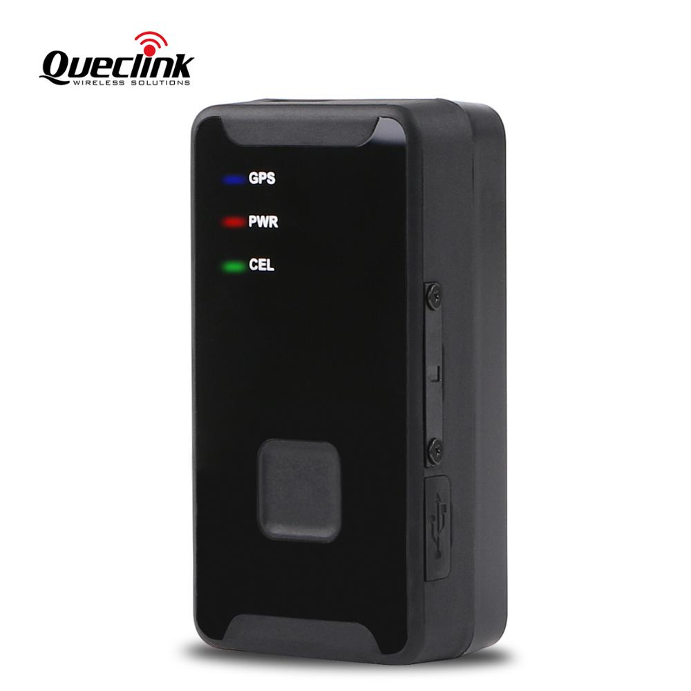 3G WCDMA Personal GPS Tracker Queclink GL300W Vehicle Waterproof Realtime SOS