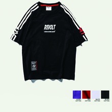 HFNF 2019 men t shirt  Black tshirt hip hop streetwear street extend clothing summer cotton shirts Tee