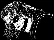 Joker Canvas Art Poster (4 Sizes)