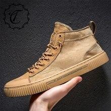 CatriCa Canvas Hot Sale Designer High Top Quality Men Shoes