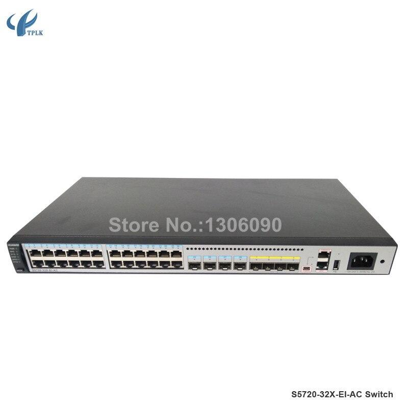 imágenes para Huawei S5720-32X-EI-AC switch con 24 puertos sfp S5720 32X EI AC