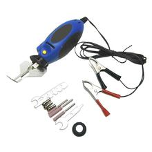 Dc 12V Chain Saw Sharpener Chainsaw Electric Grinder File Milling Outdoor Grinding Machine Tools Electric Grinder File Tools P цена и фото
