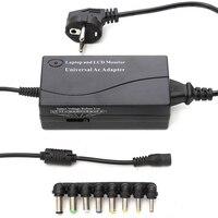 Universal AC Adapter Laptop LCD-Monitor 12 V 15 V 16 V 18 V 19 V 20 V 24 V Für Notebook Eu-stecker Laptop Power Adapter Für HP Für DELL