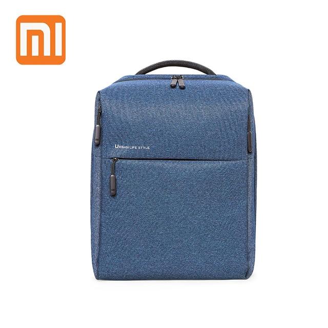 XIAOMI Мультифункциональный городской рюкзак 14 дюймов Сумка для ноутбука непромокаемая повседневная школьная мужская женская обувь для мальчиков и девочек