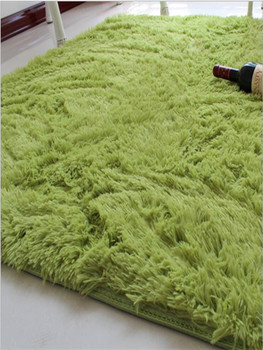 Free shipping Fashion super soft carpet/floor rug/area rug/ slip-resistant mat/doormat/bath mat 120*200cm,4-4.5cm thickness