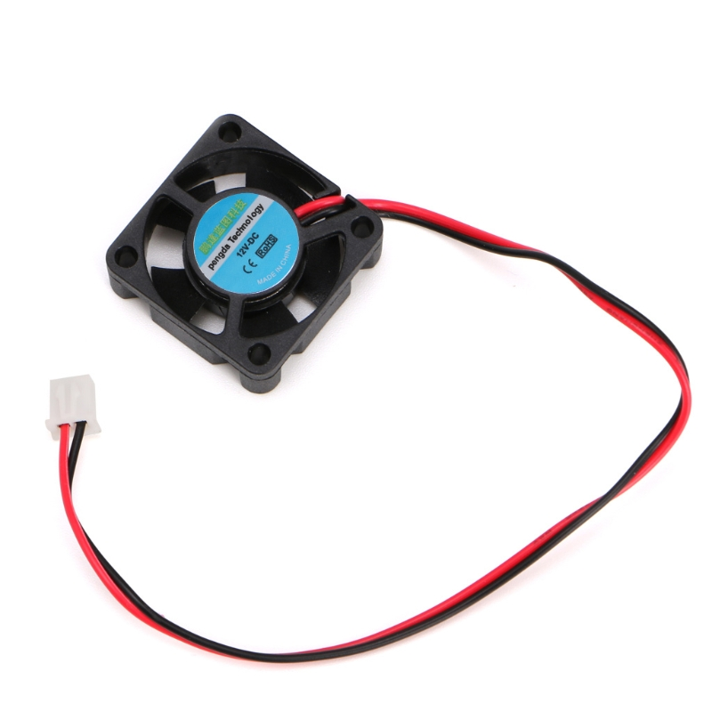 Tool Parts 4Pcs//lot DC 12V Mini Computer Fans Cooling 303010mm Quiet DC Brushless Fan with 2 Pins PC CPU DIY Cooling Tools