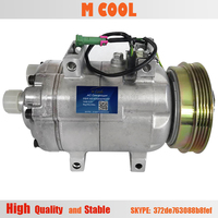 Auto AC Compressor For Audi A6 2.5 4.6 A8 2.5 2.8 3.7 4.2 V8 3.6 4.2 1994 2002 077260803AA 077260803AB 077260803AD CO 110