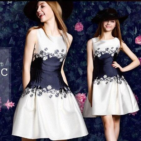 300e90e58bd Simple Sweet Girl Beautiful Cheap Dresses Summer 2015 New Pattern Hippie  Clothing Women Fashion Temperament Princess Dress