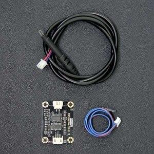 Image 1 - Новый модуль датчика DFRobot Gravity: 3,3 5,5 В, аналоговый модуль датчика TDS, проводимость воды для обнаружения качества воды