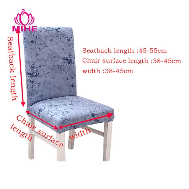 Awe Inspiring Us 2 98 35 Off Modern Banquet Chair Cover Stretch Printed Hotel Chair Covers Kitchen Wedding Seat Cover Arm Chair Cover Dining Pastoral Yzt04 In Short Links Chair Design For Home Short Linksinfo