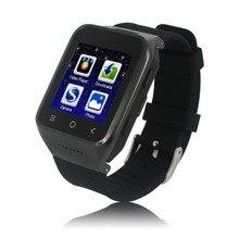 ยอดขายป้องกันการสูญหายหน้าจอสัมผัสZUPAX S8 Dual Core 4กิกะไบต์Android 4.4สมาร์ทนาฬิกา3กรัมจีพีเอสกล้องไร้สายโทรศัพท์มือถือสำหรับiphone HTC