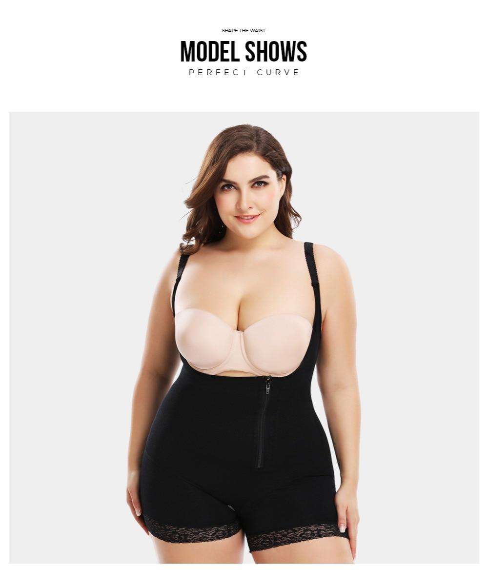 6b1a2f6b8bed0 body shaper bodysuit women Slimming Underwear women corset underwear  slimming slim waist modeling strap shapewear bodysuit