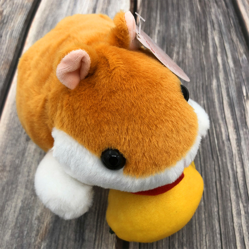 Hamster Pet Doll Plush Mouse Stuffed Animal Toys Cute Baby Husky Doll Educational Hamster Easter For Kid Stuff Child Gift Friend