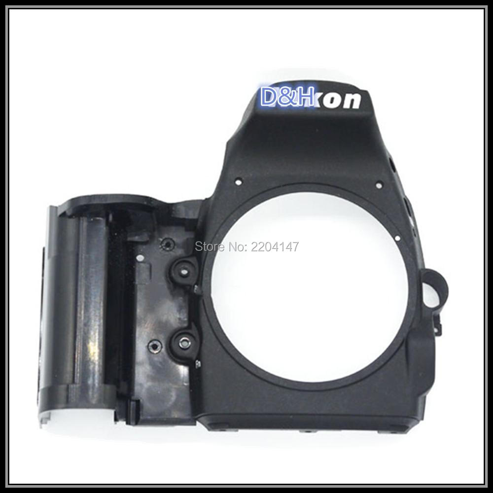 ФОТО 100% New original Protective front shell parts Without grip Rubber for Nikon D810 SLR camera