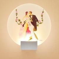 Appliques Luminaires Murales Wall Light Up Down Luminarias De Interior Led Sconce Indoor Wall Lamps Loft Mirror Light