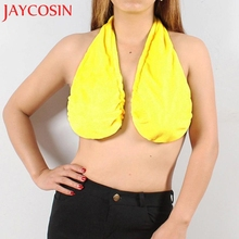 62e8da1b42 JAYCOSIN Women Sexy Boob Bra Ta-Ta Sweater Bath Towel Breast Comfortable  Soft