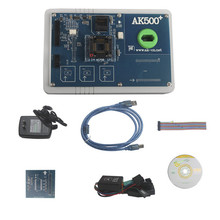 New Released AK500+ Key Programmer Match and Support Keyless Go System Cars Before 2009