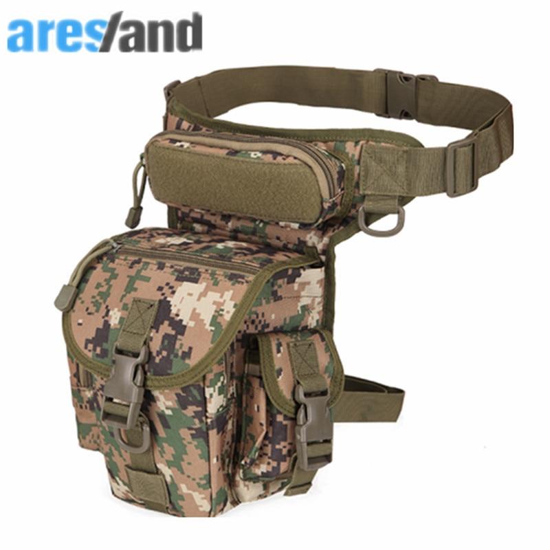ARESLAND 2017 Unisex Paquete de Cintura Militar Impermeable Mujeres - Bolsas de cinturón