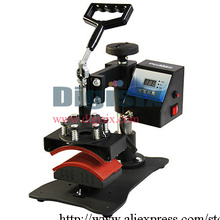 Hat heat transfer printing Heat Press Machine Cap press machine free shipping