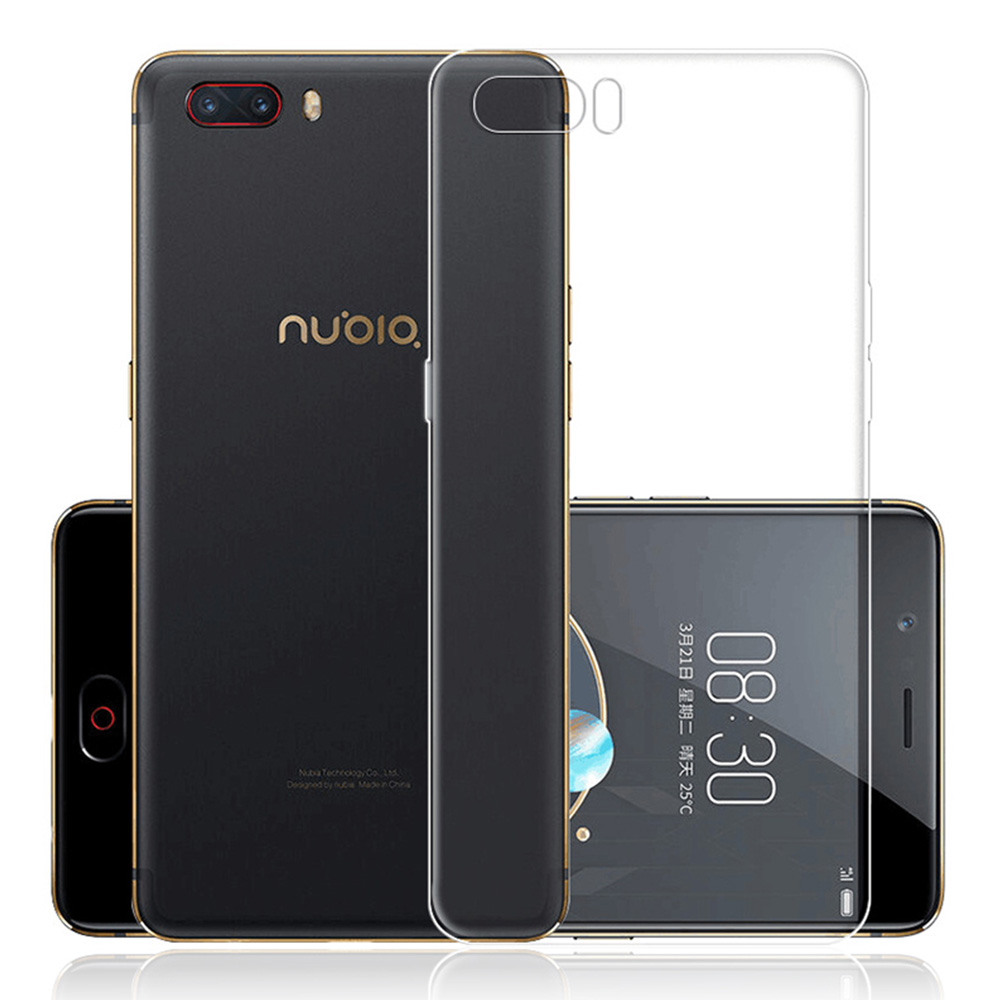 For Zte Nubia M2 Case 55 Luxury Ultra Clear Tpu Silicone Back Original 3d Relief Superhero Soft Meizu M3s 5 Inch Plate Z17