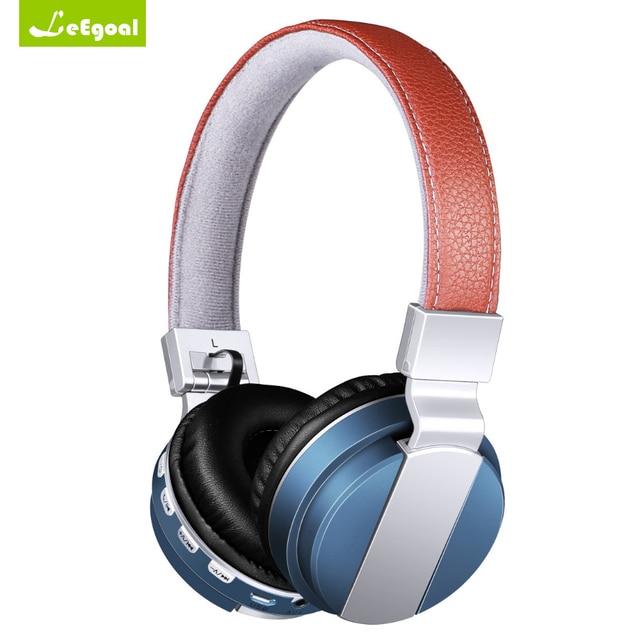Leegoal Bt 008 Bluetooth Casque Casque Sans Fil écouteurs Stéréo Mp3
