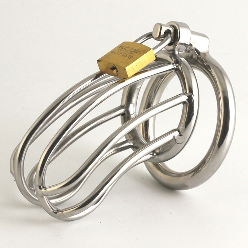 male chastity belt stainless steel chastity cage bird device cock cage cock ring penis bondage lock ex toys for men on the dick shele stainless steel lockable penis cage penis cock ring sleeve male chastity device cage belt cockring sex toys for men dick