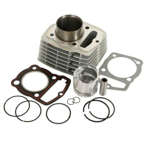 Aluminum Cylinder Enigne Bore Rebuild Kit For Honda CB125S CL125S SL XL125 125cc