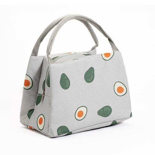 Avocado Print Lunch Bag