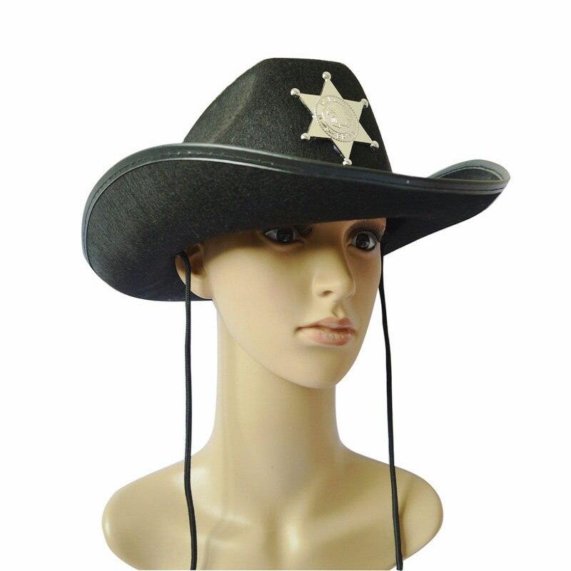 Game Red Dead Redemption 2 Hat Cosplay Cowboy Punk Hats Morgan Cos Western Vintage Cap Costumes Halloween Party Prop (13)