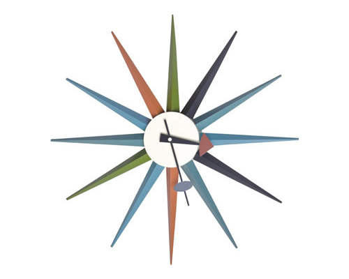 Wall Clock Decoration Indoor Furniture Contracted Modern