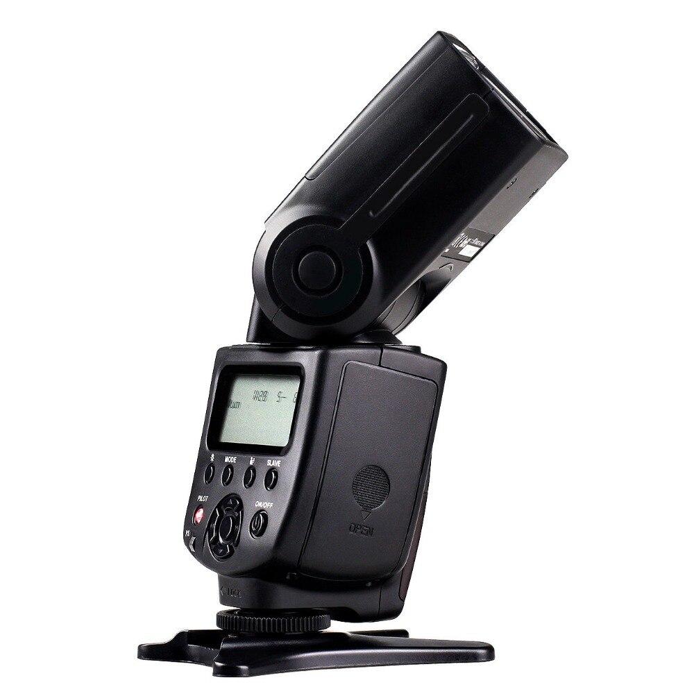 VILTROX JY-680A Universel Caméra LCD 1 flash pour Canon 1300D 1200D 760D 750D 80D 5D IV 7D Nikon 7200D 5500D 5D 610D 750D - 3