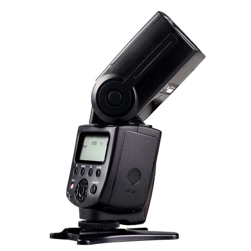 VILTROX JY-680A Universel Caméra LCD Flash Speedlite pour Canon 1300D 1200D 760D 750D 80D 5D IV 7D Nikon 7200D 5500D 5D 610D 750D - 3