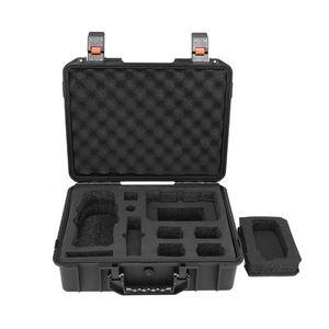 Image 4 - Su geçirmez bavul çanta patlamaya dayanıklı taşıma çantası saklama çantası kutusu DJI Mavic 2 Pro Drone aksesuarları