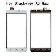 Дешевые 5.5 дюймов для Blackview A8 Max Сенсорный экран сенсорный Панель замена мобильного Интимные аксессуары для Blackview A8 Max