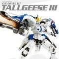 DRAGON MOMOKO Gundam model MG 1/100 OZ-00MS3 Tallgeese 3 Mobile Suit kids toys
