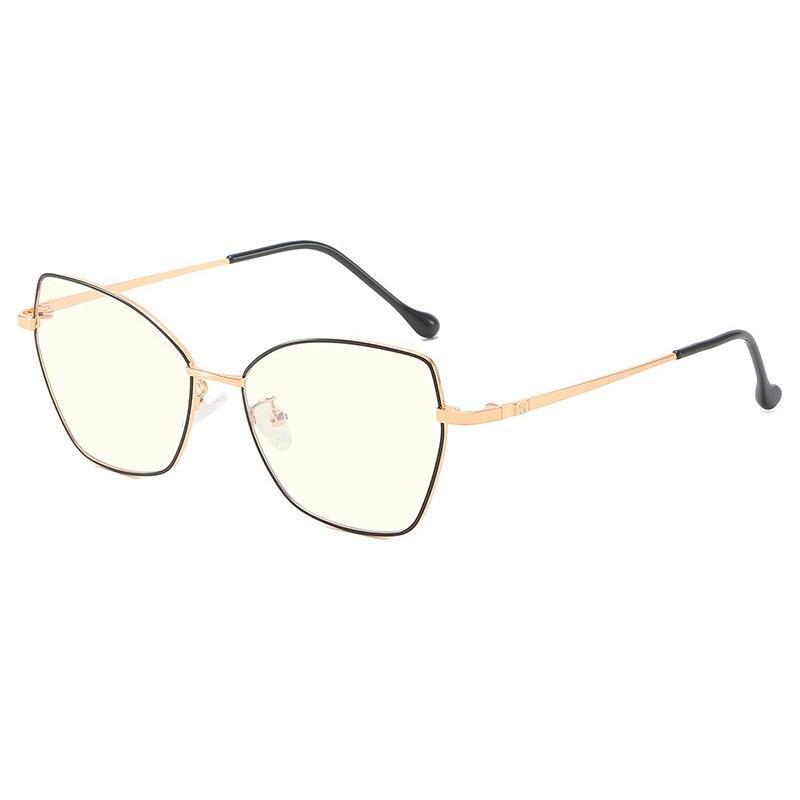 100% Wahr Computer Brille Unisex Schutz Anti Blau Licht Lesen Brillen Rahmen Gaming Brille Für Männer Frauen Katze Brille Nx GläNzende OberfläChe