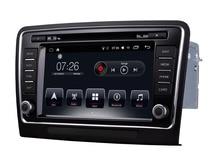 D-NOBLE 8 «Android 7,1 автомобильный dvd-плеер 2 ГБ/16 ГБ 2 Din Bluetooth WiFi Автомобильный Радио Стерео gps навигация для Skoda superb 2009-2013