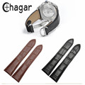 High Quality Exquisite Genuine Leather Watch Strap 22mm 23mm 24mm 25mm Elegant Design For Cartier Calibre De  Watchbands