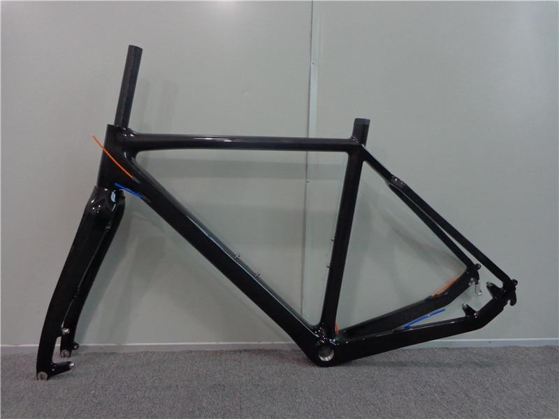 Carbono Bicicletas Matt Cyclocross del carbón Marcos camino Marcos ...