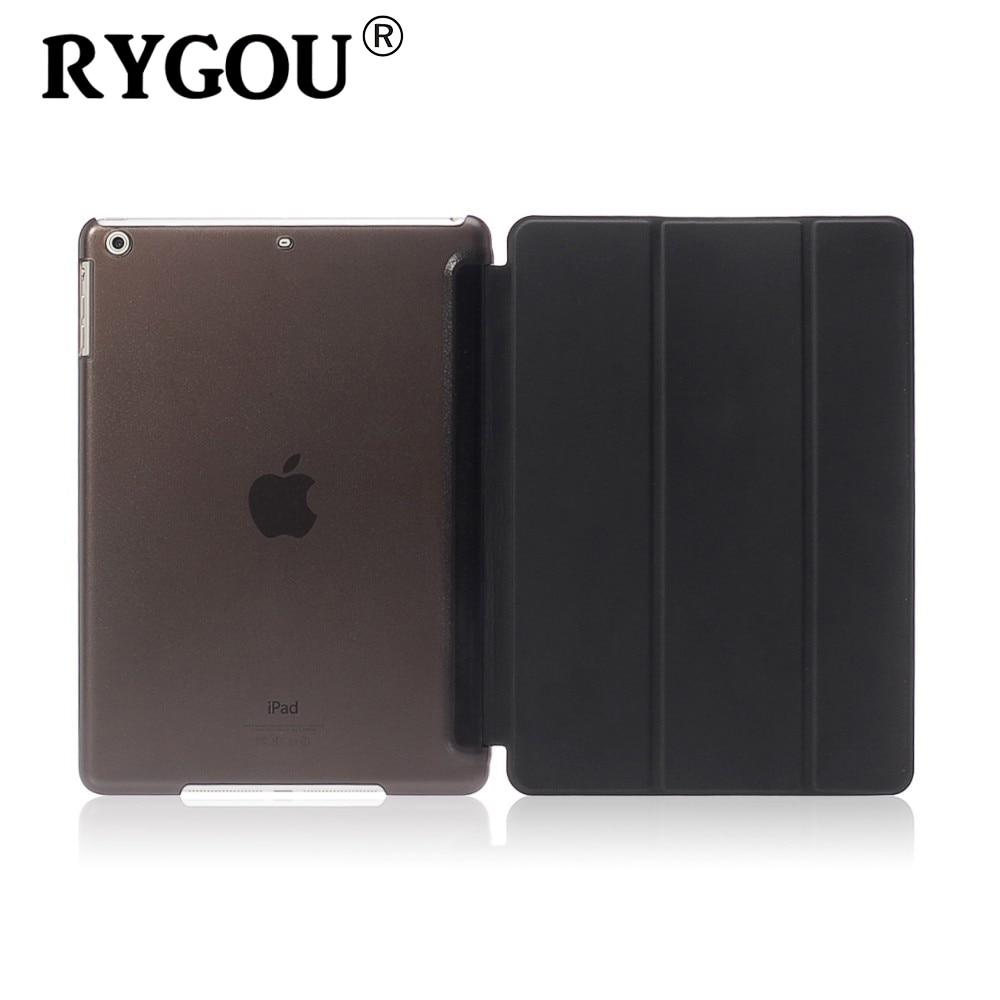 Rygou para apple ipad mini 1 2 3 case ultra slim onepiece magnética - Acessórios tablet