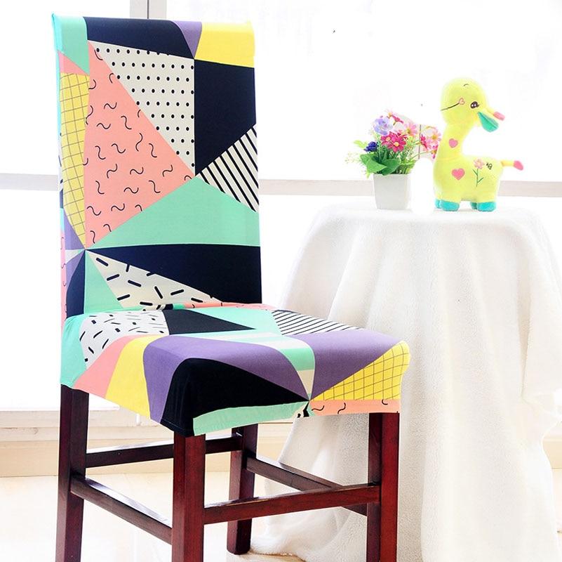 Цветок ромашка стрейч Чехлы для стульев stuhlbezug спандекс полиэстер bureaustoel мотыги обеденный Чехлы для стульев s
