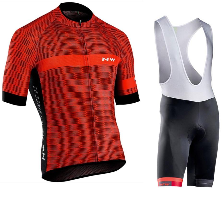 4da820fdc 2018 New mens Cycling Jersey Short Sleeve Summer Breathable bib ...