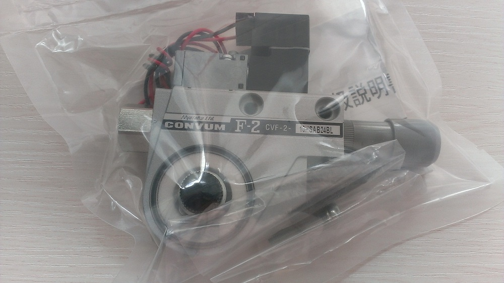 Japan ejector vacuum generator CVF 2 10HSAB24BL