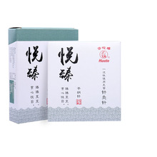 5 boxes*100pcs /box Acupuncture Needles Disposable Sterile Chinese Traditional Needles Stainless Steel Material genuine hua tuo non disposable needles chinese acupuncture instrument set with 18 different size