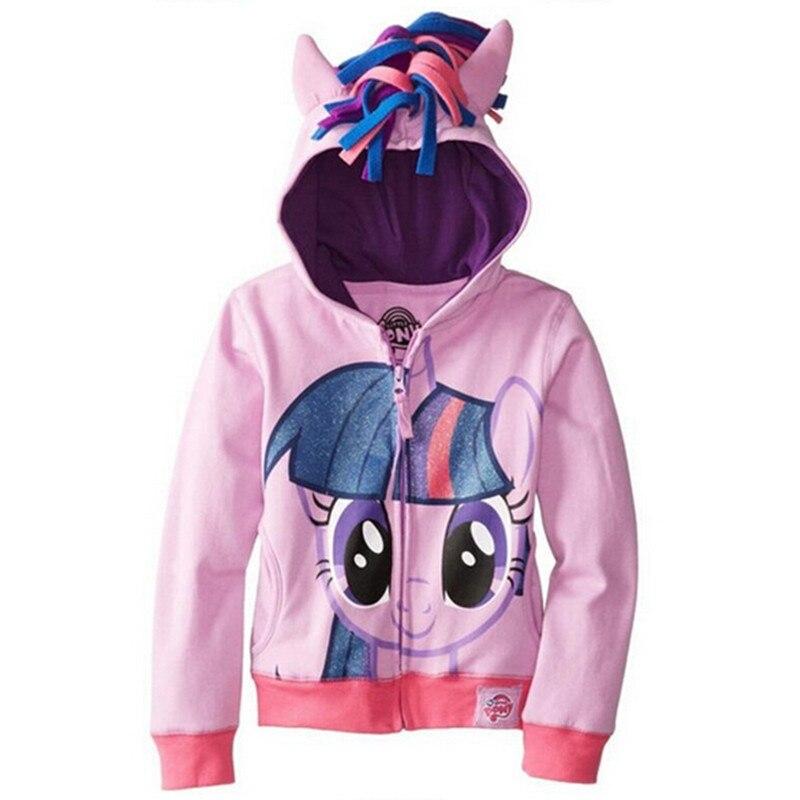 Girls Sweatshirts Hoodies Children Clothing Autumn And Winter Baby girl Thick Cotton Tops Kids Cute Cartoon Rabbit Hooded Coat 17