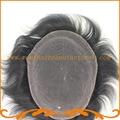 База стиль полный Французский шнурок Индийские волосы базовый размер 8*10 дюймов мужские парики узлы отбеливателя парик хари система реми волос бесплатно доставка