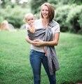 Coloridos al por menor Abrigo Infantil Del Portador de Bebé Suave Transpirable Bebé Sling Hipseat Amamantar Nacimiento Cómodo Cubierta De Enfermería