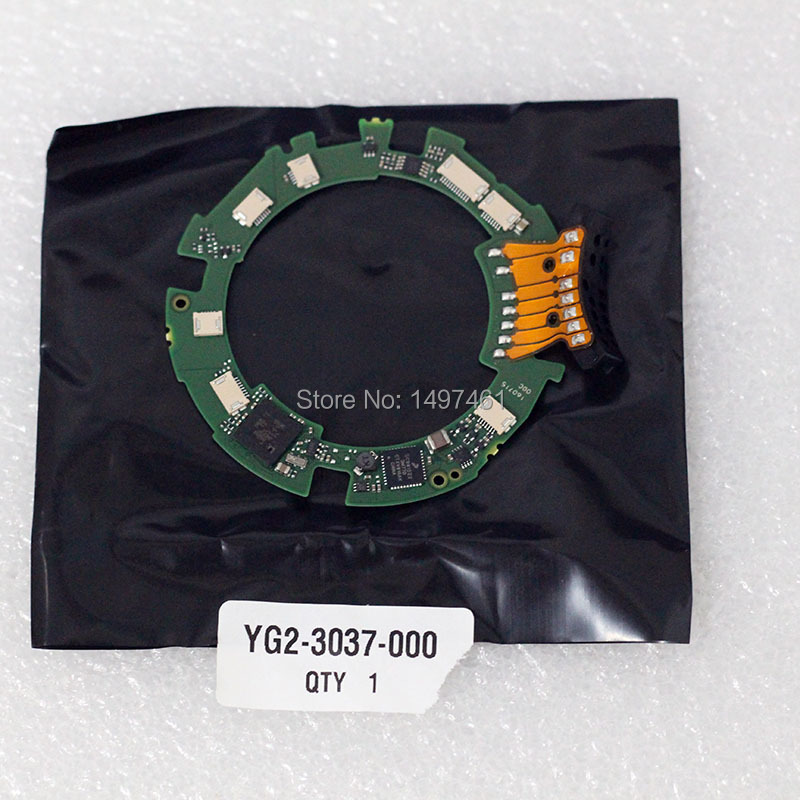 New Main Circuit board motherboard PCB repair parts for Canon EF-S 18-135mm f/3.5-5.6 IS STM Lens free shipping 95%new motherboard for canon ef s 55 250 mm f 4 5 6 is ii mainboard main board camera repair parts