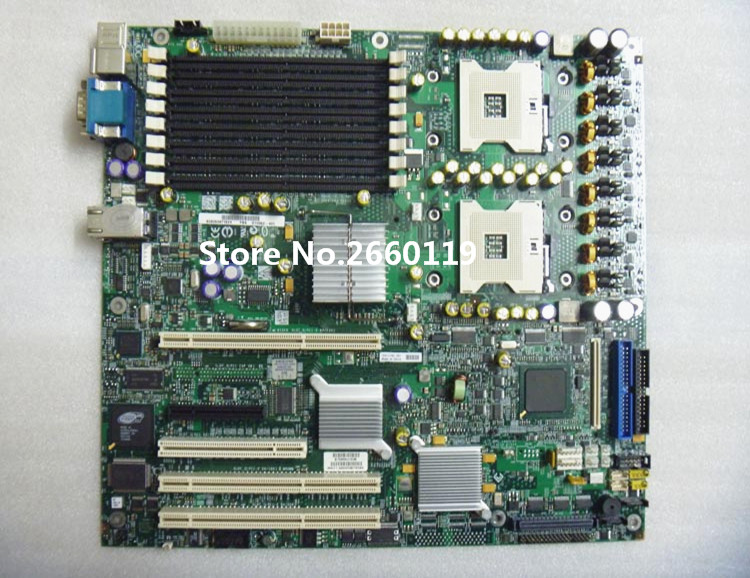 Server motherboard for SE7520BD2 mainboard Fully tested for 7010mt 9010mt yxt71 0yxt71 cn 0yxt71 server motherboard fully tested